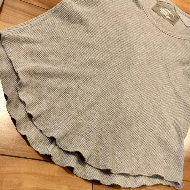 BARNYARDSTORM(バンヤードストーム)のバーンヤードストーム カットソー 1 レディースのトップス(Tシャツ(長袖/七分))の商品写真