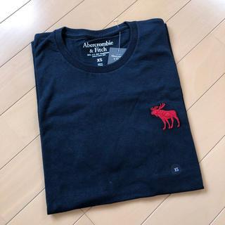アバクロンビーアンドフィッチ(Abercrombie&Fitch)のアバクロ☆メンズXSサイズ☆1点のみ☆(Tシャツ/カットソー(半袖/袖なし))