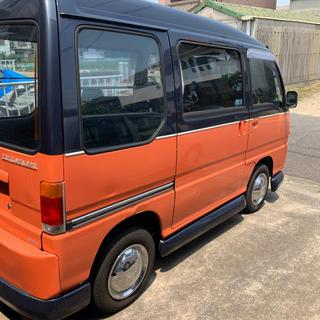 スバル(スバル)のワーゲンバス使用サンバー(車体)