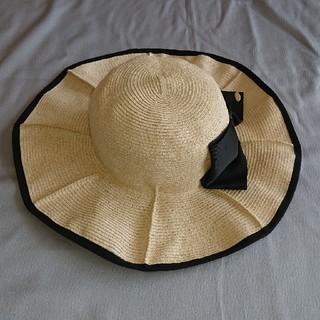トッカ(TOCCA)の帽子(麦わら帽子/ストローハット)