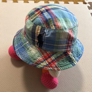 ラルフローレン(Ralph Lauren)のラルフローレン★ リバーシブル 帽子(帽子)