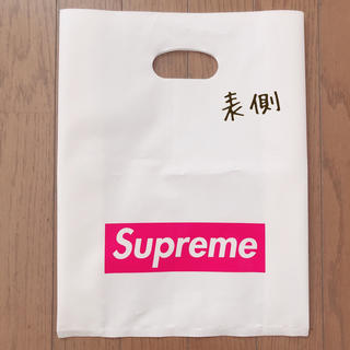 シュプリーム(Supreme)のsupreme★ショップバック(ショップ袋)