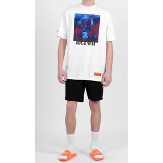 オフホワイト(OFF-WHITE)の19ss 新作 ヘロンプレストン tシャツ(Tシャツ/カットソー(半袖/袖なし))