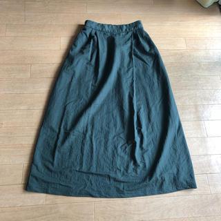 ジーユー(GU)のGU ロングスカート(ロングスカート)