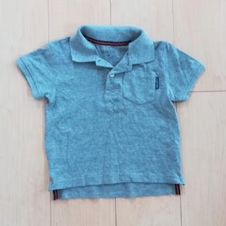 ニシマツヤ(西松屋)のキッズポロシャツ 100センチ(Tシャツ/カットソー)