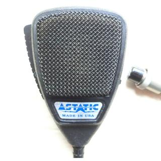 ASTATIC 575-M6 CLASSIC POWER MICROPHONE