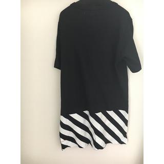 オフホワイト(OFF-WHITE)のトップス(Tシャツ(半袖/袖なし))