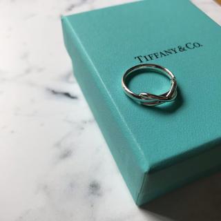 ティファニー(Tiffany & Co.)のティファニー インフィニティリング シルバー 925(リング(指輪))