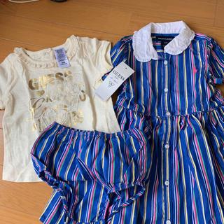 ラルフローレン(Ralph Lauren)のRalph lauren 24ヶ月用 ドレス(ワンピース)