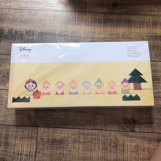 白雪姫 - ディズニー キディア 白雪姫 7人の小人達