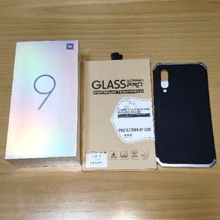 ANDROID - Xiaomi mi9 6GB/128GB オーシャンブルー