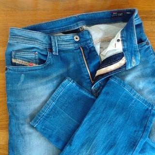 ディーゼル(DIESEL)のDIESEL jogg jeans THAVAR 28インチ 美品です(デニム/ジーンズ)