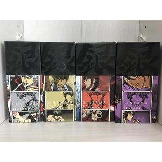 超美品!銀魂 ブルーレイBOXセット1〜4