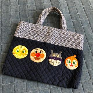 アンパンマン - アンパンマン 通園バッグ