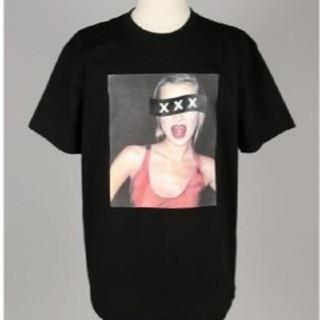 ジィヒステリックトリプルエックス(Thee Hysteric XXX)の2019新作 限定品 ゴッドセレクションXXX ブラックL(Tシャツ/カットソー(半袖/袖なし))