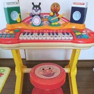 アンパンマン(アンパンマン)のアンパンマン ピアノ(知育玩具)