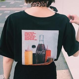 moussy - MOUSSY 「Coca-Cola」 Big Tシャツ