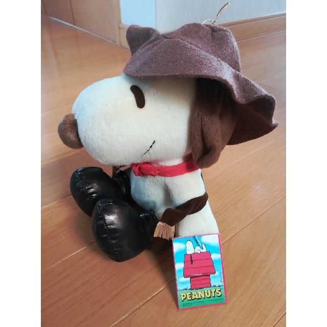 SNOOPY(スヌーピー)のスヌーピー SNOOPY ぬいぐるみ 人形  エンタメ/ホビーのおもちゃ/ぬいぐるみ(ぬいぐるみ)の商品写真