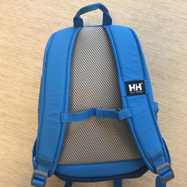 HELLY HANSEN(ヘリーハンセン)の新品☆ヘリーハンセン キッズ リュック 8L キッズ/ベビー/マタニティのこども用バッグ(リュックサック)の商品写真