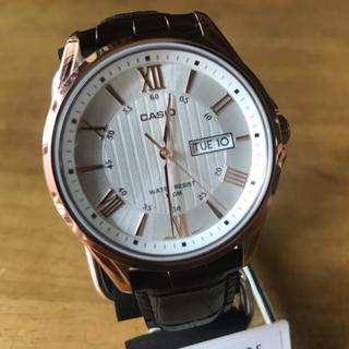 カシオ(CASIO)の新品✨カシオ CASIO クオーツ メンズ 腕時計 MTP-1384L-7A(腕時計(アナログ))