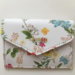 Chesty - 新品未使用 美人百花付録お財布