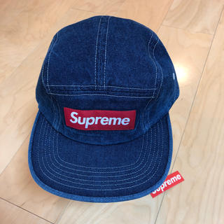 Supreme - Supreme 19SS Washed Chino Twill Camp Cap