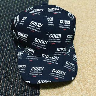 グッチ(Gucci)のGUCCI キャップ(キャップ)