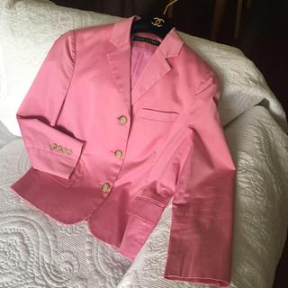 ラルフローレン(Ralph Lauren)のラルフローレン ピンクジャケット【期間限定値引き】(テーラードジャケット)