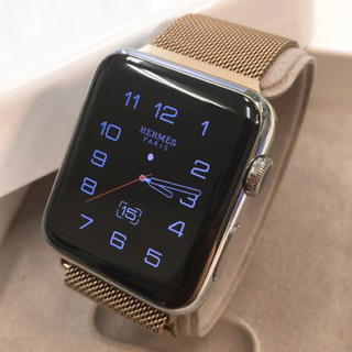 Apple Watch - Apple Watch HERMES  42mm  エルメスモデル