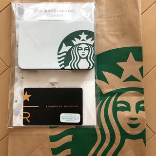 スターバックスコーヒー(Starbucks Coffee)のスターバックスカードケース(その他)
