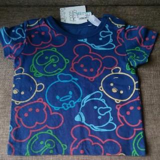 西松屋 - 新品・タグ付き ディズニーTシャツ サイズ60~70 ○ツムツム