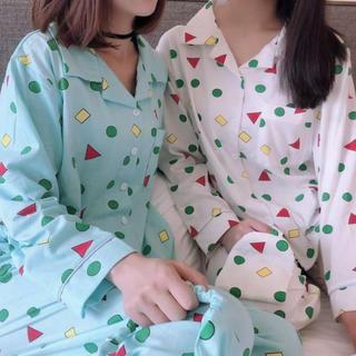 ★特価SALE★クレヨンしんちゃん パジャマ 3点セット フリー【2色】
