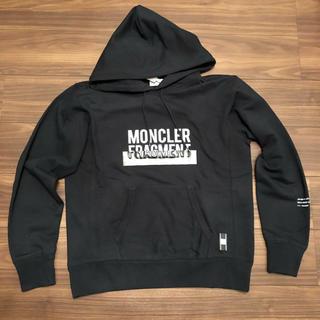 モンクレール(MONCLER)の【新品半額以下】MONCLER  GENIUS FRAGMENT パーカー M(パーカー)