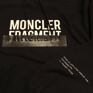 モンクレール(MONCLER)の【新品半額以下】MONCLER  GENIUS FRAGMENT パーカー S(パーカー)