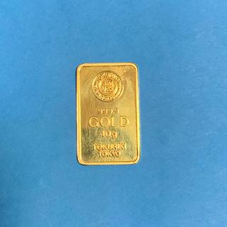 純金 インゴット 10g