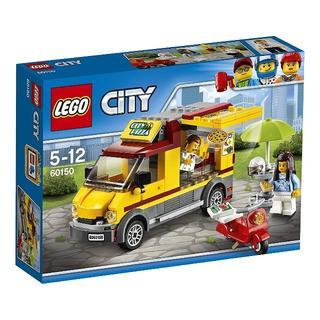 Lego - レゴ (LEGO) シティ ピザショップトラック 60150 おもちゃ 車