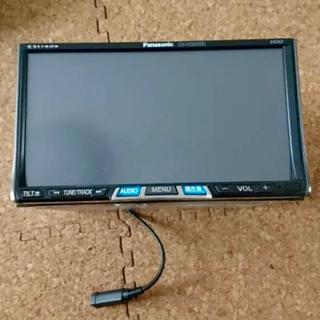パナソニック(Panasonic)のカーナビ Panasonic Strada CN-HDS630D(カーナビ/カーテレビ)