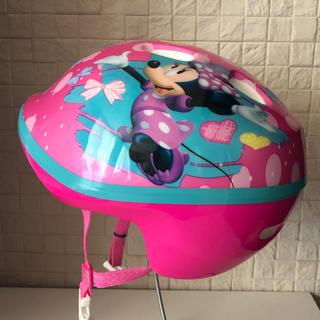 ディズニー(Disney)のミニーマウス ヘルメット(ヘルメット/シールド)