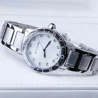 ブルガリ(BVLGARI)のBVLGARI レディース 腕時計 33MM(腕時計)