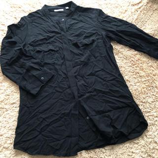 ユニクロ(UNIQLO)のUNIQLO ☆ 七分丈シャツ(Tシャツ(長袖/七分))