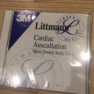 3M Littmann リットマン 心音学習CD