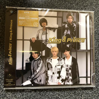 King&Prince 1st album通常盤