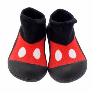 ディズニー(Disney)の新品☆Disney ディズニー×Attipas ミッキーマウス ベビーシューズ(その他)