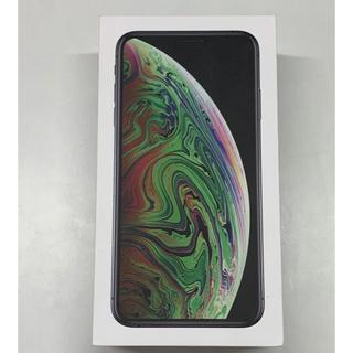 新品 iPhoneXS MAX 512GB①