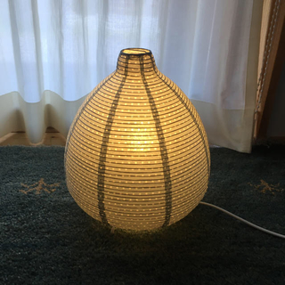 イケア(IKEA)のIKEA テーブルランプ VATE LEDランプ 3.5w 2700K(テーブルスタンド)