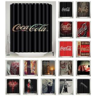 コカコーラ シャワーカーテン coke cola ノベルティ