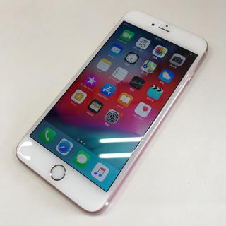 SIMロック解除済 iPhone6s Plus 64GB ローズゴールド