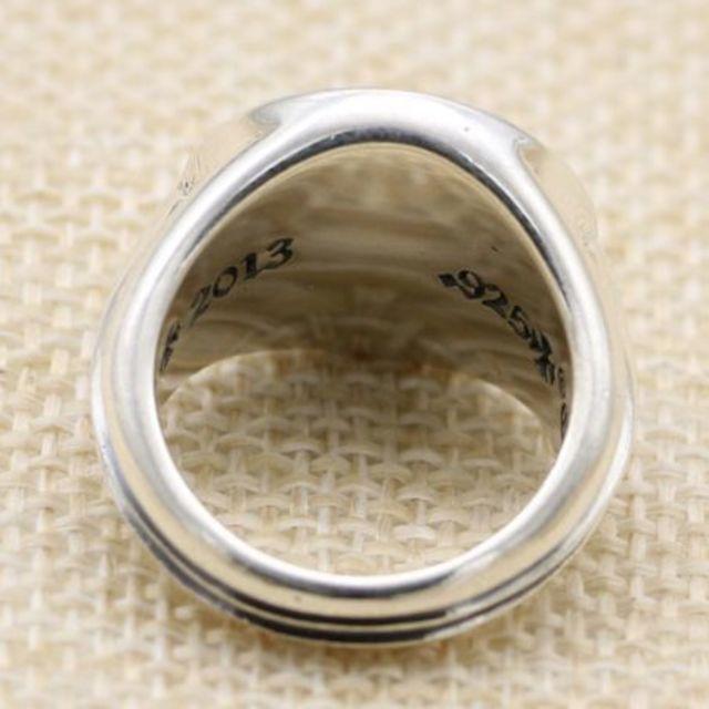Chrome Hearts(クロムハーツ)のK132 クロムハーツクロスリング メンズのアクセサリー(リング(指輪))の商品写真