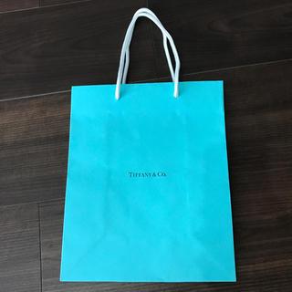 ティファニー(Tiffany & Co.)のTIFFANY & Co. ショッパー (ショップ袋)