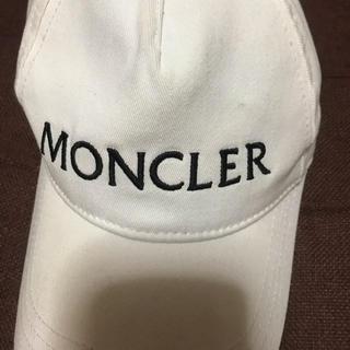 モンクレール(MONCLER)のモンクレール キャップ 19ss(キャップ)